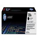HP 128A black toner ORIGINAL - HP CE320A Black Toner Original