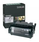 Lexmark 12A7460 Black Toner Original