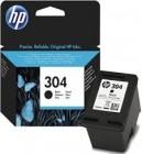 HP 304 black ink cartridge original