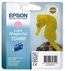 Epson T0486 light magenta ink cartridge original