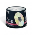 TDK CD 50 Pk-R  80 minutes of music or 700MB of data at 52x