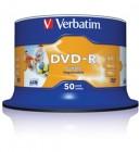 Verbatim 50 Pack DVD Printable DVD-R