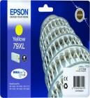 Epson 79XL high capacity yellow ink cartridge original Epson T7904