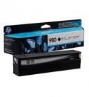 HP 980 black ink cartridge original D8J10A