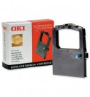 OKI Black Ribbon Cartridge for ML1190-Oki ML1191 Dot Matrix Prin