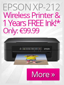Epson Expression Home XP-212 Wireless Printer