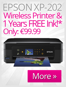 Epson Expression Home XP-202 Wireless Printer