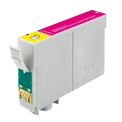Compatible For Epson T0323 Magenta Ink Cartridge Chipped