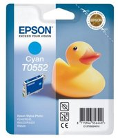 Epson 552 cyan Ink Cartridge Original