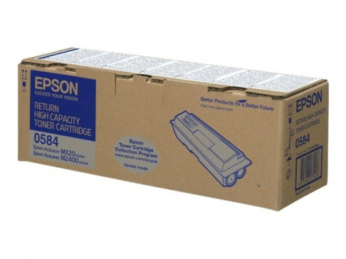 Epson S050584 high-cap black toner original