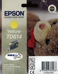 Epson 614 Yellow Ink Cartridge Original