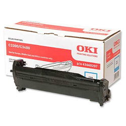 Original Oki 43460207 Cyan Drum Unit