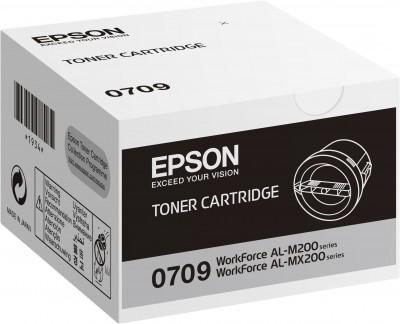 Epson S050709 black toner ORIGINAL