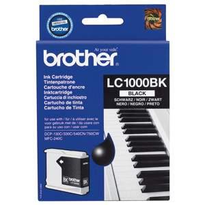 Brother LC-1000 Black Ink Original