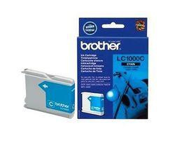 Brother LC-1000 Cyan Ink Cartridge Original