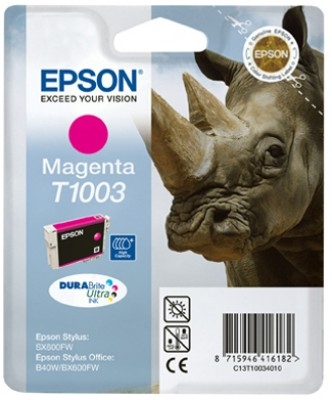Epson 1003 Magenta Ink Cartridge Original