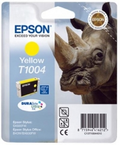 Epson 1004 Yellow Ink Cartridge Original