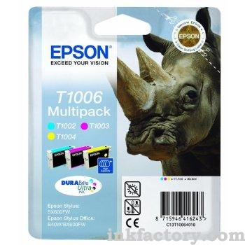 Epson 1006 Triple Pack Original