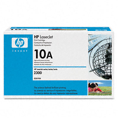 Hp q2610A Black Toner Original