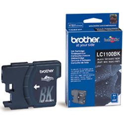 Brother LC-1100 Black Ink Cartridge Original