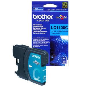 Brother LC-1100 Cyan Ink Cartridge Original