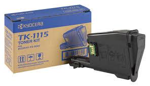 Kyocera TK-1115 black toner original