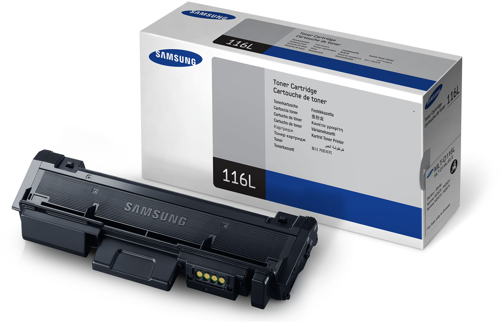 Samsung MLT-D116L high-cap black toner original