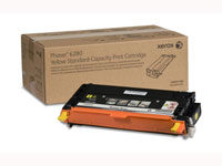 Xerox Phaser 6280 Yellow Toner Original