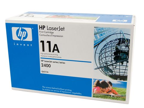 HP Q6511A Black Toner original - Hp 6511A Black Toner