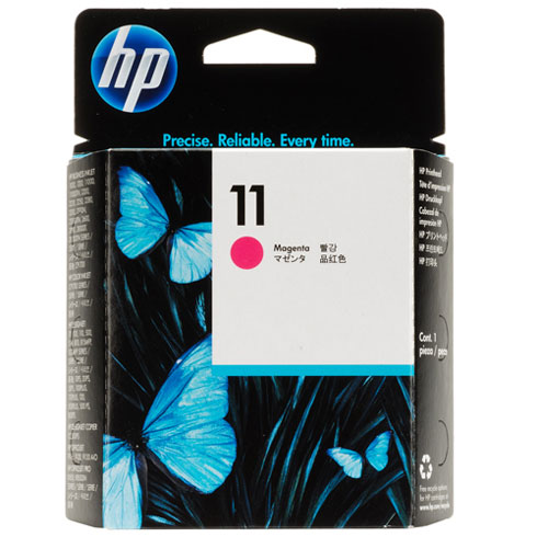 Hp 11 Magenta Printhead Original