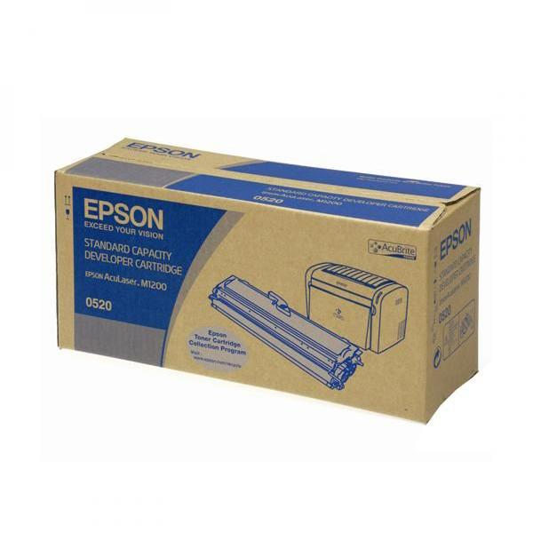 Epson Aculaser M1200 Black toner Original Standard Capacity