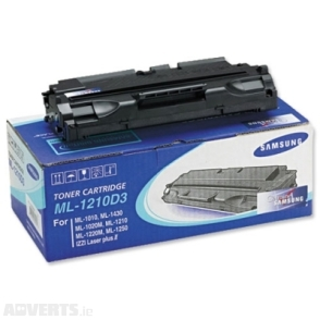Samsung ML-1210D3 black toner ORIGINAL