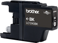 Brother LC-1240 Black Ink Cartridge Original