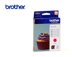Brother LC-125XLM high-cap magenta ink cartridge ORIGINAL
