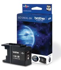 Brother LC-1280 Black ink Cartridge Original High Yield XL