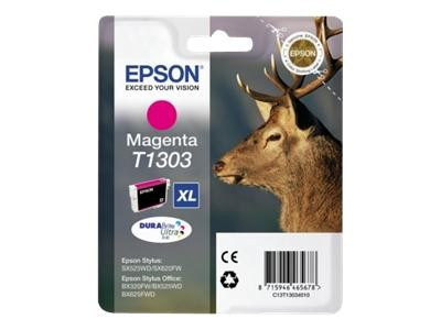 Epson T1303 Magenta Ink Cartridge High Cap Original