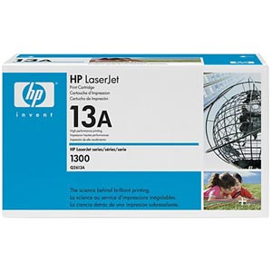 HP Q2613A black toner ORIGINAL - HP 13A Toner Original