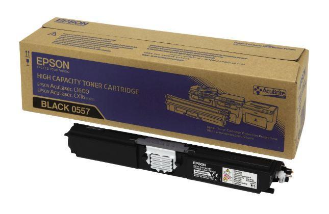 Epson AcuLaser C1600 - Epson Aculaser CX16 Black Original