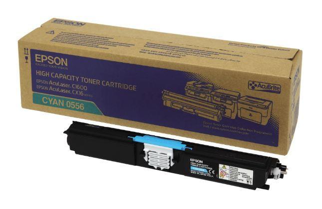 Epson AcuLaser C1600 - Epson Aculaser CX16 Cyan Original