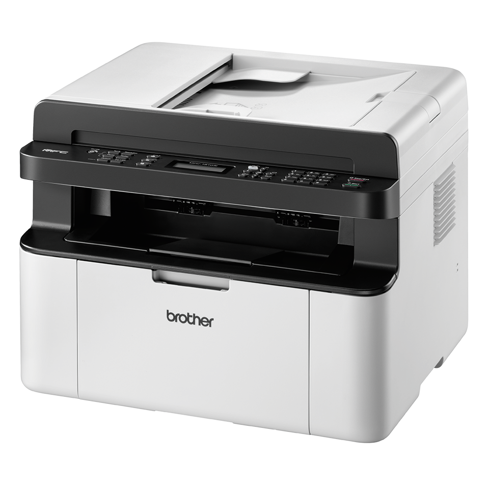 Brother MFC-1910W Mono Printer Wireless 4 In One