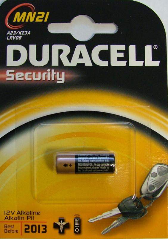 6V Batterie Duracell
