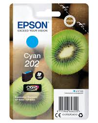 Epson 202 cyan ink cartridge original