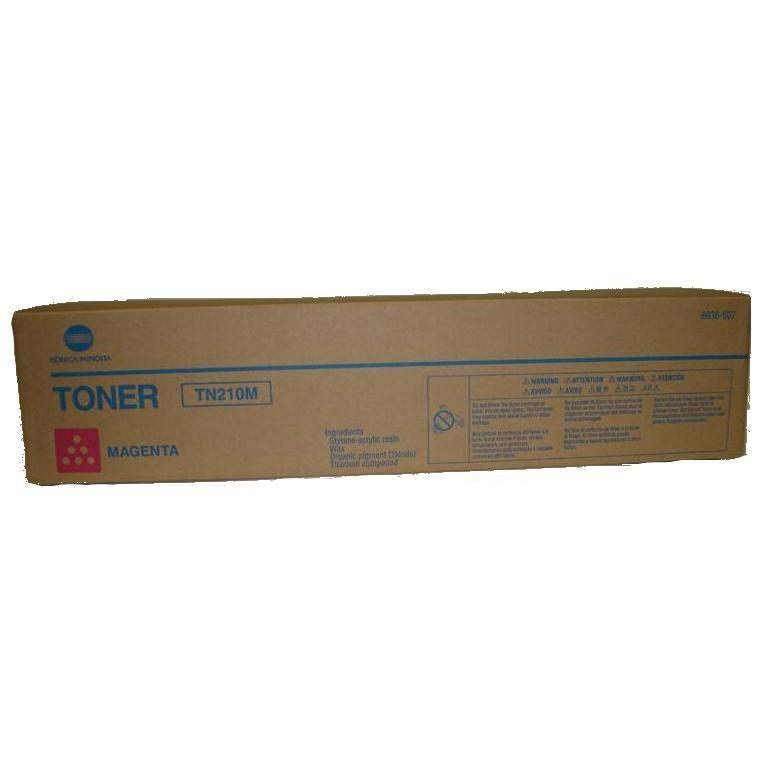 Minolta TN210M Magenta Toner Original