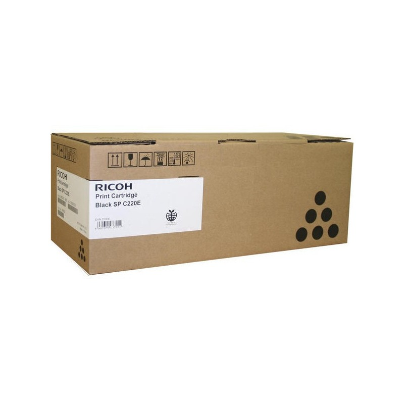 Ricoh type SP-C220E black toner Original
