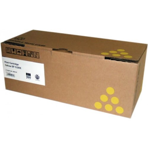 Ricoh type SP-C220E yellow toner Original