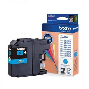 Brother LC223C cyan ink cartridge original