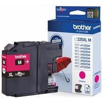 Brother LC225XLM high capacity magenta ink cartridge original