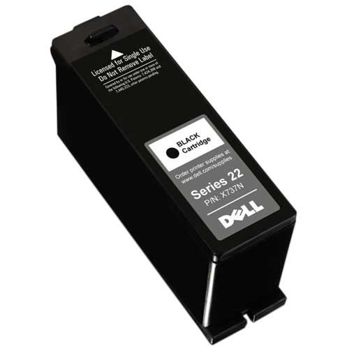 Dell X737N high-cap black ink cartridge ORIGINAL