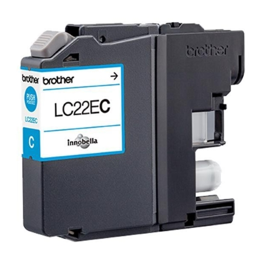 Brother LC-22EC cyan ink cartridge original Brother