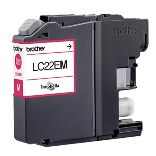 Brother LC-22EM magenta ink cartridge original Brother